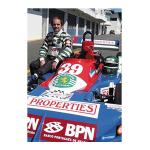 Rodrigo Gallego sagrou-se Campeão do Mundo de F1 Históricos