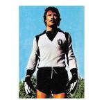 Fidalgo – Guarda-redes ágil, importante no título de 1980