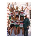1990 – Dionísio perdeu os complexos no 10º título europeu de Crosse