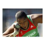 Maria Antónia Borges – Uma grande campeã no lançamento do peso