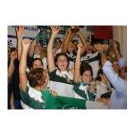 2004 – Penta-Campeãs Nacionais de Natação com indescritível emoção
