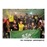 2013 – Campeãs Nacionais de pista coberta pela 18ª vez