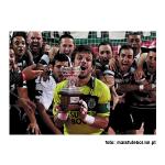 2013 – Campeões nacionais de Futsal com triunfo brilhante na Luz