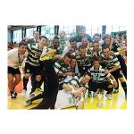 2013 – 5ª Supertaça para o Futsal com triunfo claro sobre o Braga