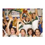2005 – Hexa-Campeãs Nacionais de Natação