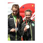 2014 – Campeãs nacionais de crosse curto e títulos individuais nos 2 sexos