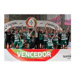 2014 – 6ª conquista da Supertaça de Futsal, com goleada ao Fundão
