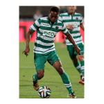 Futebolista do mês de Dezembro de 2014 - André Carrillo