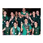 2015 – Tetra-Campeões nacionais em Natação masculina