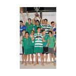 2015 – Pentacampeões nacionais masculinos de Natação!