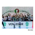 2016 – Ganhámos a 1ª edição da Taça da Liga em Futsal!
