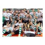 2016 – Campeões nacionais de Futsal pela 13ª vez com vitória decisiva na Luz!