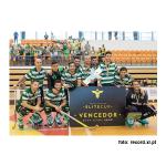 Hóquei em Patins - Sporting-3 FC Porto-1 - Ganhámos a 1ª Elite Cup!