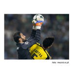 Futebol - Sporting-1 B. Dortmund-2