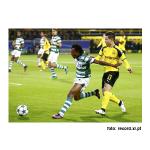Futebol - B. Dortmund-1 Sporting-0