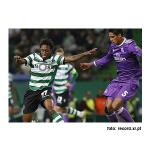 Futebol - Sporting-1 Real Madrid-2