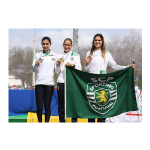 Atletismo - Campeãs nacionais de corta-mato curto e título individual para Daniela Cunha