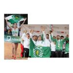 Atletismo - Campeões nacionais de Corta-mato longo em ambos os sexos
