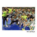 2017 – 2ª vitória em duas edições da Taça da Liga de Futsal!