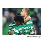 Futebol - Sporting-4 Desp. Chaves-1