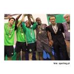 2017 - Bi-campeões nacionais de Ténis de Mesa!
