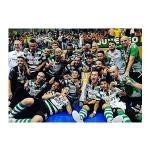 2017 – Campeões nacionais de Futsal pela 14ª vez com triunfo em Braga!