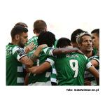 Futebol - Sporting-2 Estoril-1