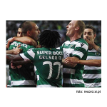 Futebol - Sporting-1 V. Setúbal-0