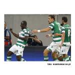Futebol - Olympiacos-2 Sporting-3