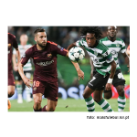 Futebol - Sporting-0 FC Barcelona-1
