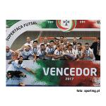 2017 – Ganhámos pela 7ª vez a Supertaça de Futsal!
