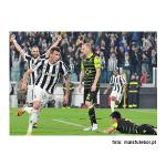 Futebol - Juventus-2 Sporting-1