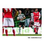 Futebol - Sporting-2 Sp. Braga-2