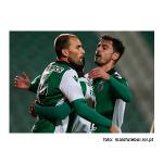 Futebol - Cova da Piedade-1 Sporting-2