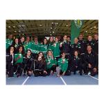 2018 - Campeãs nacionais de Atletismo em pista coberta, e homens a 1 ponto do título...