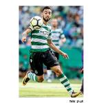 Futebolista do mês de Janeiro de 2018 - Bruno Fernandes