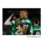 Futebol - Sporting-2 Viktoria Plzen-0