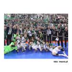 Futsal - Sporting-6 Fabril-2 - 6ª Taça de Portugal conquistada!