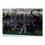 Râguebi - Sporting-14 Benfica-12 - Vencemos de novo a Taça de Portugal de Râguebi feminino (sevens)