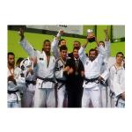2018 - Tricampeões de Judo com triunfo claro sobre o Benfica!