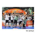 2018 - Tricampeões nacionais de Futsal!