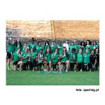 Atletismo - Octocampeãs nacionais de pista!