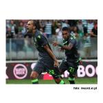 Futebol - Moreirense-1 Sporting-3