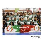 8ª Supertaça para o Futsal com goleada ao Fabril