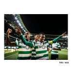 Futebol - Sporting-3 Boavista-0