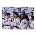 2018 - Campeões europeus de Judo!