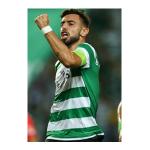 Futebolista do mês de Outubro de 2018 - Bruno Fernandes