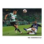 Futebol - Sporting-2 Belenenses-1