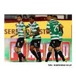 Futebol - Desp. Chaves-1 Sporting-3