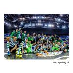 Futsal - Kairat Almaty-1 Sporting-2 - Somos campeões europeus!